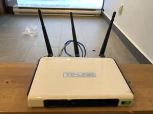 ROUTER TP LINK TL-WR941ND
