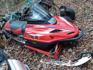 Sleds and bikes make offers