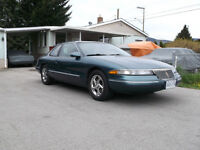 1995 Lincoln Mark Series FULL LOAD Coupe (2 door)