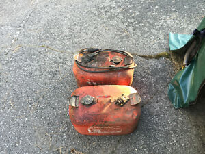 OMC Steel Gas Tanks