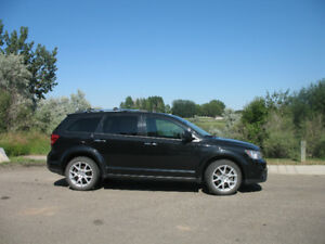 2013 Dodge Journey R/T AWD, Like New