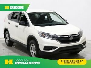 2016 Honda CR-V LX AWD AUTO A/C GR ELECT BLUETOOTH CAMERA