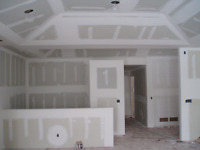 GW Drywall, prime and painting.