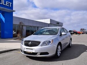 2016 Buick Verano Base   LOW KMS-CERTIFIED PREOWNED