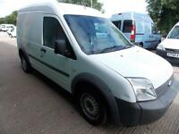 Ford Transit Connect 110ps,lwb,h/top.No Vat