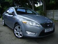 2008 Ford Mondeo 1.8 TDCi Ghia 5dr [6] 5 door Hatchback