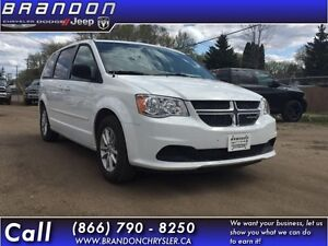 2016 Dodge Grand Caravan SE / SXT - Bluetooth, Cruise Control, D