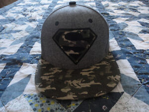 DC Comics Superman Army Heather Camouflage (Reduced)