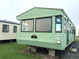 Static caravan for sale ocean edge holiday park 12 month season