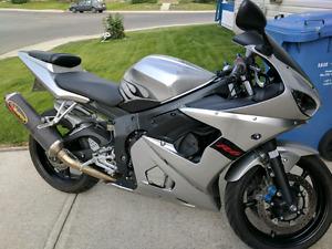 2004 Yamaha r6s