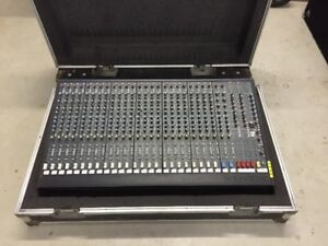 Soundcraft K-1  24 channel mixing console with power supply.
