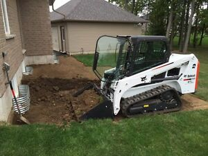 Excavation skid steer services  Kitchener / Waterloo Kitchener Area image 1