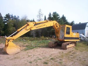 FOR SALE BY OWNER- 215 CATAPILLAR EXCAVATOR SELL OR TRADE