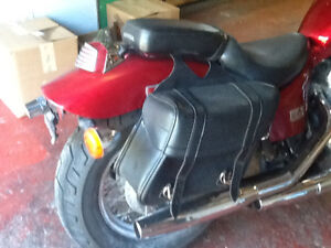 Honda shadow saddle bags