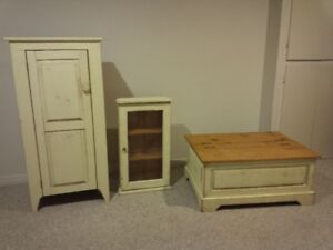 Storage Cabinets and Chest