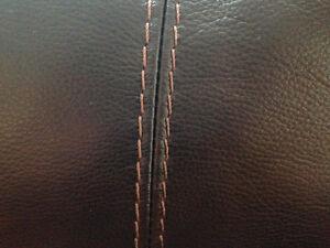 Ashley Furniture ~ Leather Reclining Sofa Sarnia Sarnia Area image 3