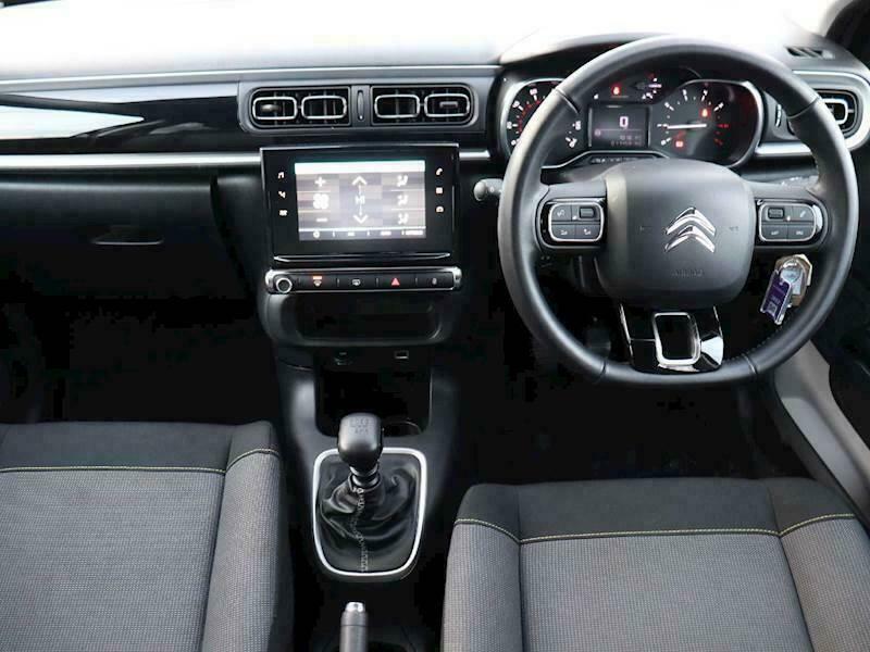 2019 Citroen C3 1.2 PureTech 110 Flair 5dr [6 Speed] Hatchback Petrol Manual