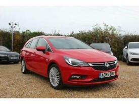 image for Vauxhall Astra Elite Nav Sports Tourer 1.4 Auto Petrol
