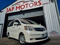 2006 Toyota Alphard Hybrid – Petrol/Electric Automatic