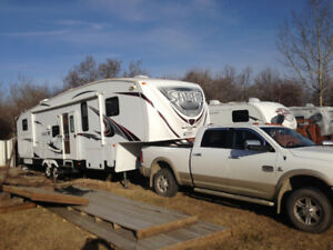 2012 Sabre TBOk 5th wheel
