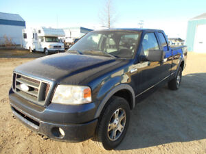 FOR SALE 2006 FORD F150 4X4 FX4