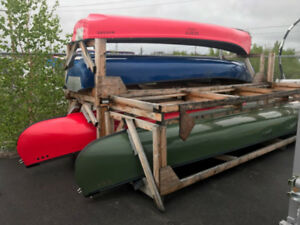 ***UPDATED JUNE 22/18***NEW Scott Freighter Canoe(s) For Sale