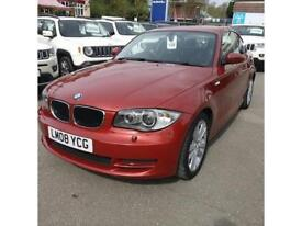2008 BMW 123d COUPE TWIN TURBO SE FSH NEW CLUTCH AND TIMING CHAIN LEATHER