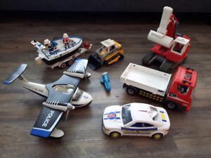 Playmobil vehicle collection - Salmon Arm