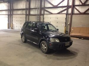 2001 Honda CRV GT Edition  London Ontario image 2