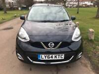Nissan Micra 1.2 DIG-S ( Glass Roof )2015 ONE OWNER FULL SERVICE HISTORY