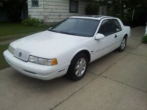 1990 Mercury Cougar xr7 supercharged Coupe (2 door)