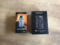 Wismec reuleaux rx200s and smok tfv8