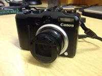 Selling Canon PowerShot G7 Digital Camera