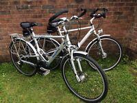 Adults hybrid bikes