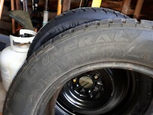 3 General winter tires