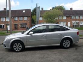 2008 Vauxhall Vectra 1.8i VVT ( 140ps ) Design 5DR 08 REG Petrol Silver