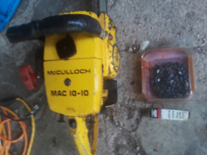 Mcculloch Chainsaws | Best Local Deals on Tools, Mechanics