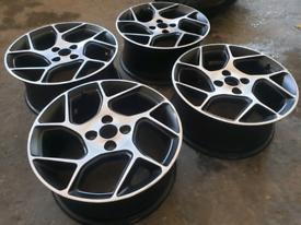 Ford fiesta ST ALLOY wheels