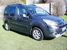 2014 CITROEN BERLINGO MULTISPACE 1.6 HDi 90 XTR