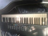 Electric keyboard organ and pre-tuned