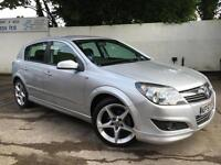 Vauxhall 2007 Astra SRI Exterior Pack 1.8i 16v Petrol Manual Hatch in Silver