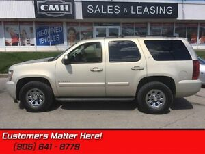 2008 Chevrolet Tahoe LT  AS TRADED *UNCERTIFIED* 4X4, LEATHER, S