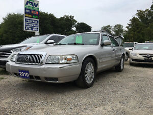 2010 Mercury Grand Marquis LS Ultimate Sedan