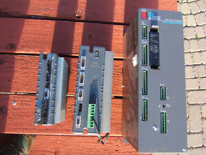 Servo drives. Not working for parts only.