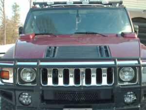 HUMMER H2 - LOADED + ACCESSORIES