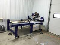 CNC Wood Rotor