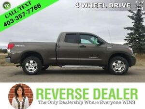 2012 Toyota Tundra TRD Off Road  4x4, Bluetooth, Low Kms