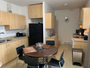 FURNISHED & Renovated in Hochelaga - 1,895$/monthly