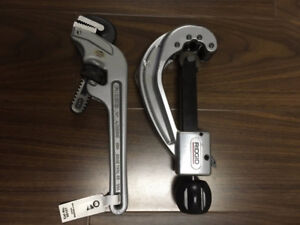 Ridgid PVC/ABS tubing cutter for sale