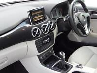 Mercedes-Benz B Class B180 BLUEEFFICIENCY SE (grey) 2012-03-05
